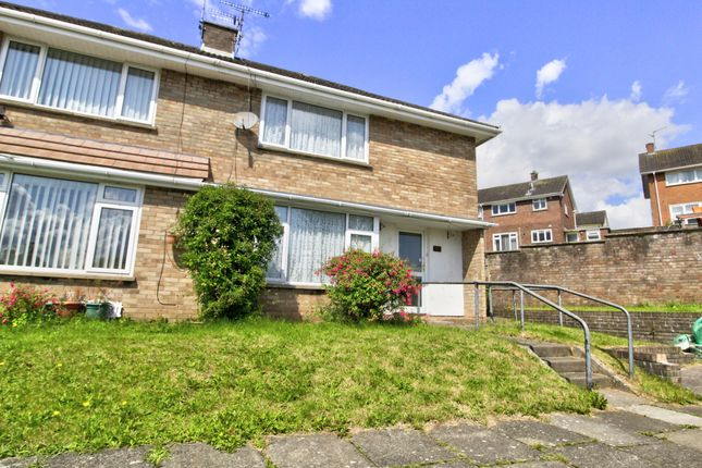 Front of Clover Grove, Fairwater, Cardiff CF5