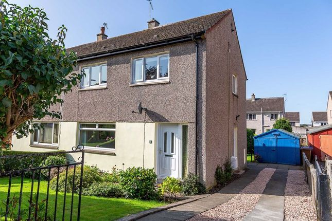 Thumbnail Semi-detached house for sale in Highfield Avenue, Linlithgow