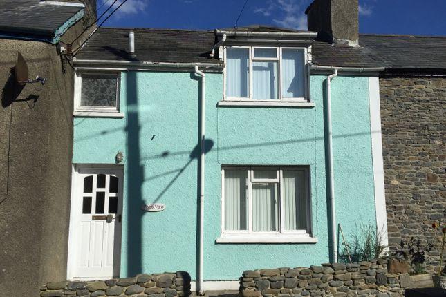 Thumbnail Cottage to rent in Water Street, Aberarth, Aberaeron