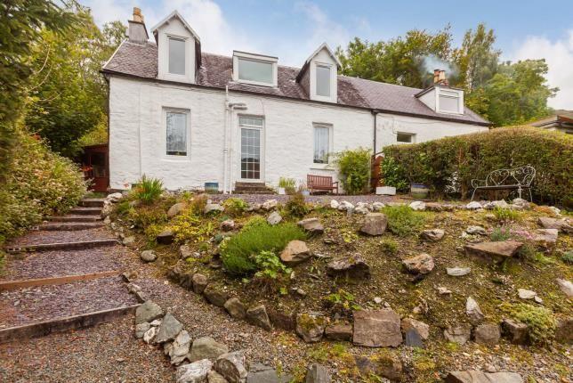 Thumbnail Semi-detached house for sale in Hollybank, Lochgoilhead, Argyle And Bute, Scotland
