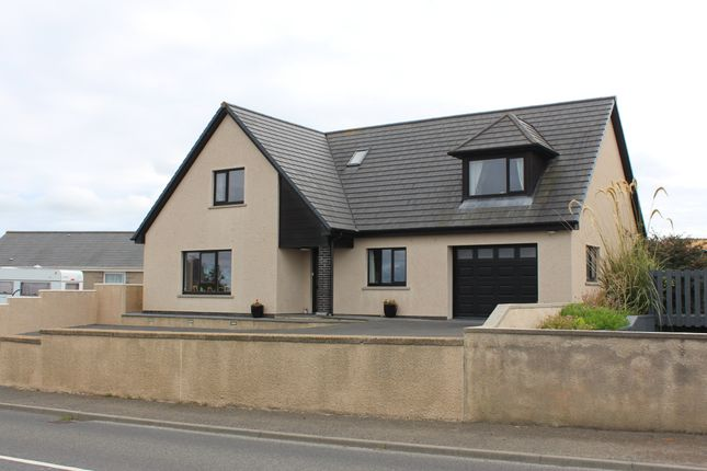 Thumbnail Detached house for sale in Old Finstown Road, Kirkwall, Orkney