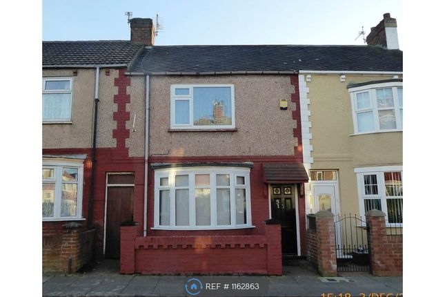 Thumbnail Terraced house to rent in Parton Street, Hartlepool