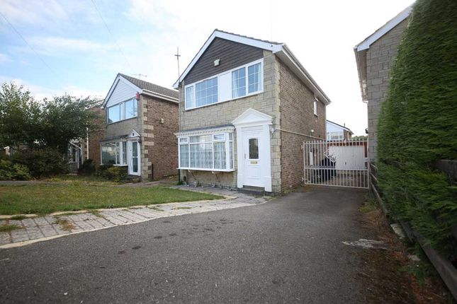 Thumbnail Detached house to rent in Southleigh Grange, Leeds