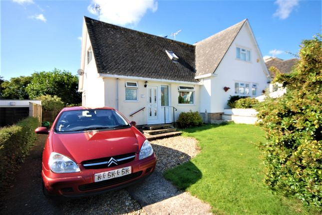 Thumbnail Semi-detached house to rent in Wychall Park, Seaton