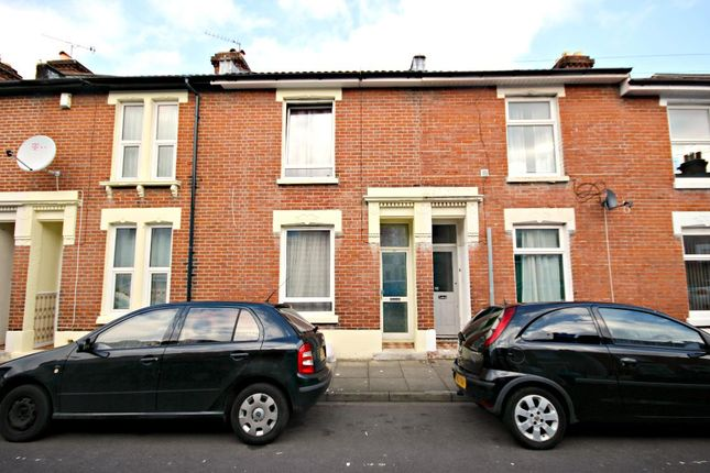 Thumbnail Terraced house to rent in Percy Road, Southsea, Portsmouth, Hampshire