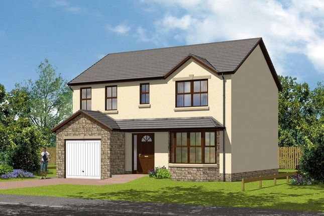 Thumbnail Detached house for sale in Moulinview, Finlay Close, Gs Brown Construction, Pitlochry