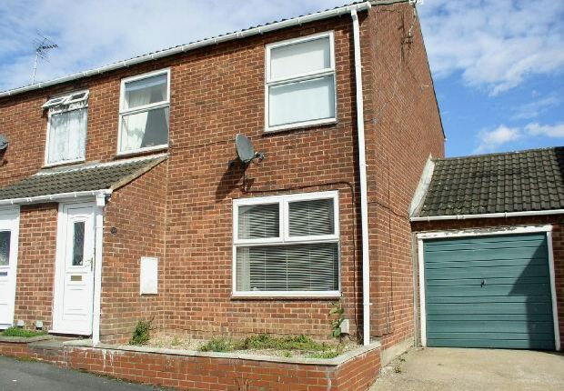 Thumbnail Semi-detached house for sale in Broadlands, Broadmeadows, South Normanton, Alfreton