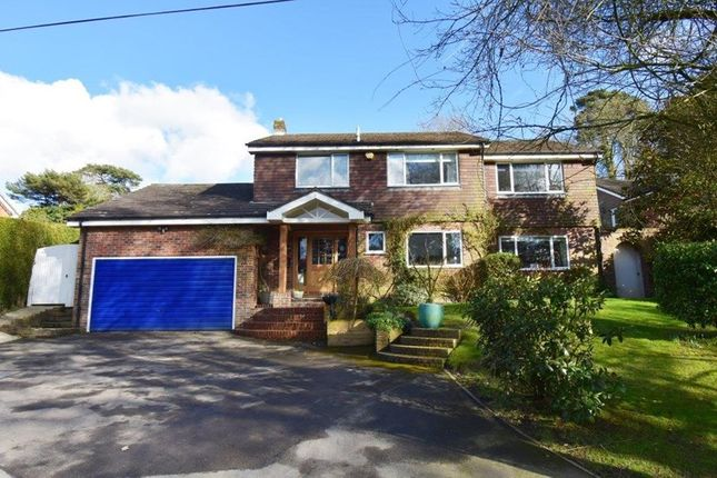 Thumbnail Detached house for sale in Fielden Road, Crowborough