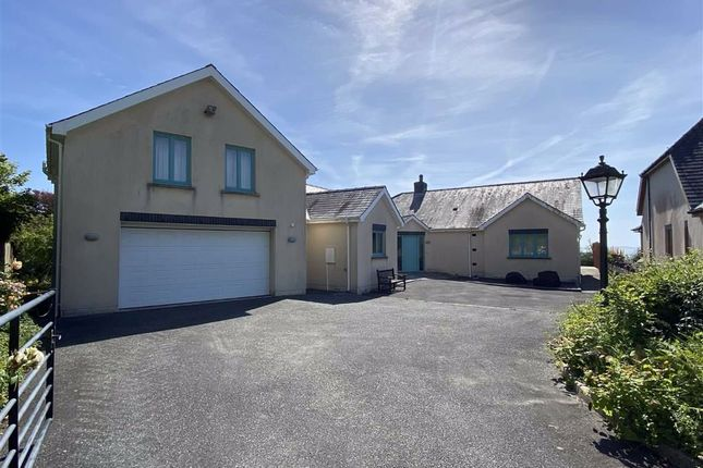 Thumbnail Detached bungalow for sale in Ocean View, Pendine, Carmarthen