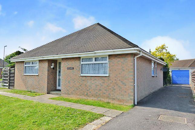 Thumbnail Detached bungalow to rent in Westlands, Rustington, Littlehampton
