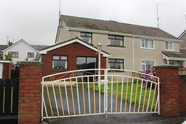 Thumbnail Semi-detached house for sale in Forest Park, Dromintee, Newry
