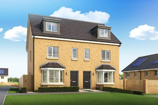 "Thumbnail Property for sale in ""The Roxburgh At Baxterfield"" at Torbeith Gardens, Hill Of Beath, Cowdenbeath"