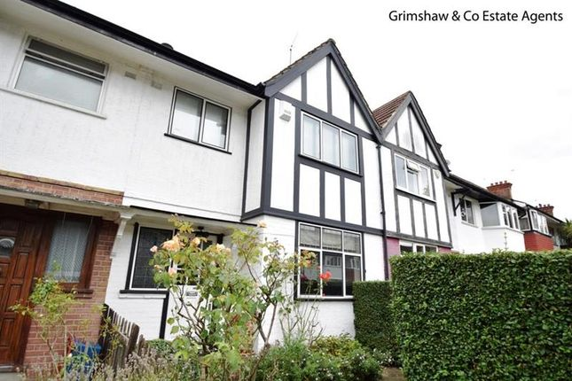 3 bed terraced house for sale in Princes Avenue, Gunnersbury Park Estate, Acton, London