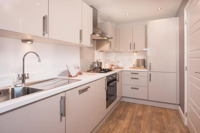 """Thumbnail End terrace house for sale in """"Norbury"""" at Manor Drive, Upton, Wirral"""