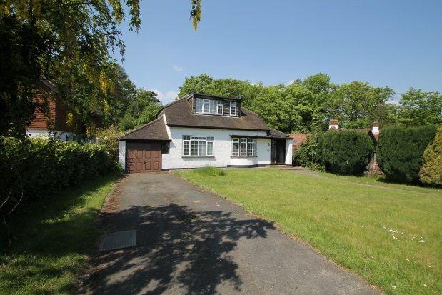Thumbnail Property to rent in Ninhams Wood, Orpington
