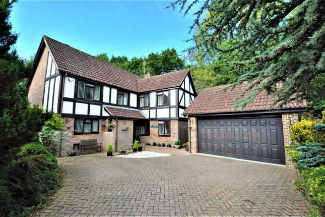 Thumbnail Detached house for sale in Oakfield Way, Bexhill-On-Sea