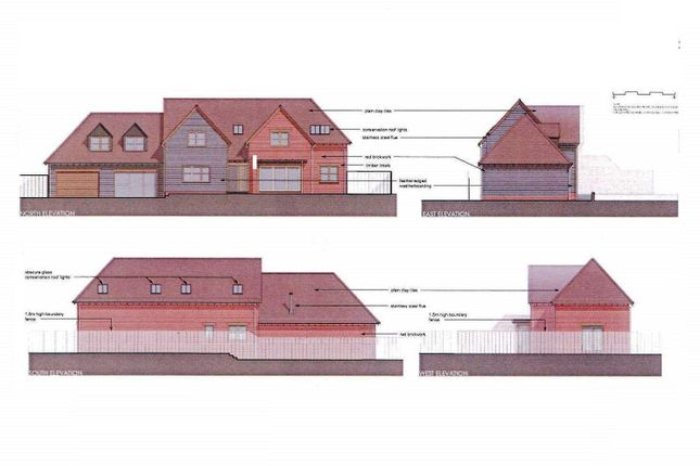 Thumbnail Land for sale in High Street, Harwell, Didcot