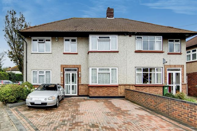 Thumbnail Semi-detached house for sale in Ightham Road, Erith
