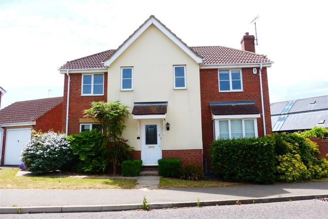 Thumbnail Property to rent in Waterson Vale, Chelmsford