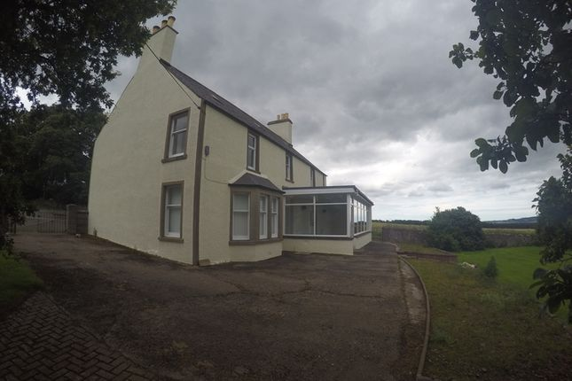 Thumbnail Detached house to rent in Brechin