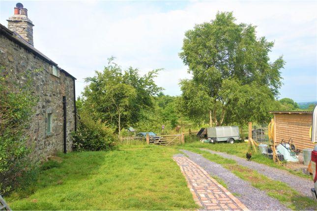 Gated Driveway of Rhydlydan, Betws-Y-Coed LL24