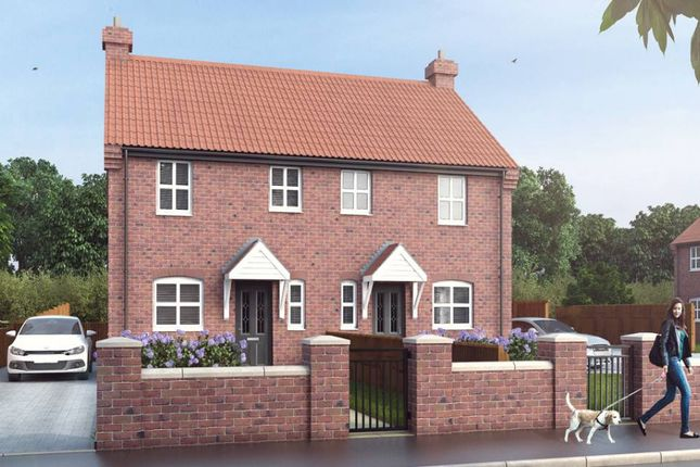 Thumbnail Detached house for sale in Plot 13, Orchard Gardens, Upwell, Norfolk