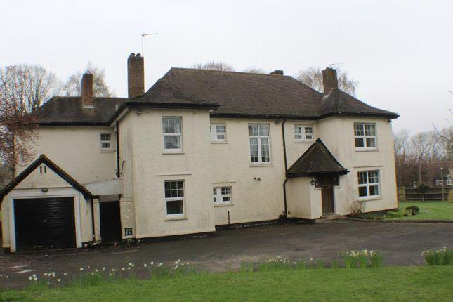 Thumbnail Detached house to rent in Hanbury Drive, Biggin Hill, Westerham