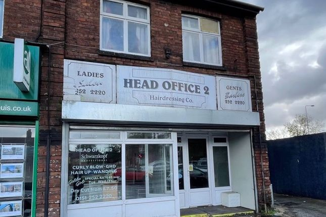 Thumbnail Commercial property for sale in East Prescot Road, Knotty Ash, Liverpool