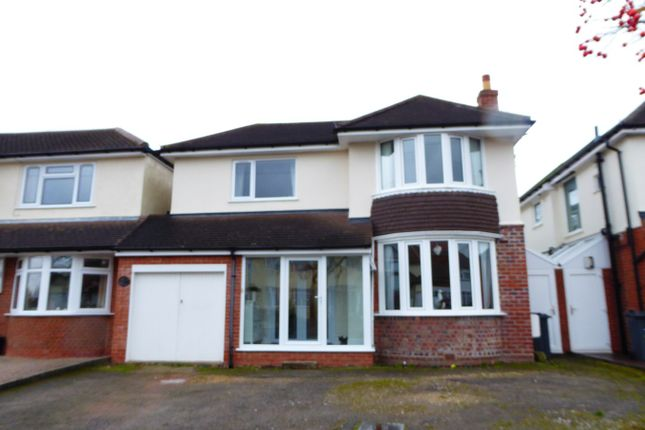 Thumbnail Link-detached house for sale in Kingsdown Road, Birmingham