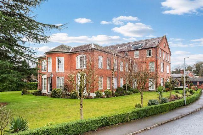 Thumbnail Flat to rent in Westholme Close, Congleton