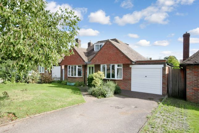 Thumbnail Bungalow to rent in Meadway, Harpenden