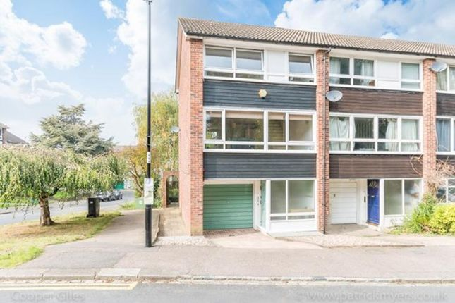 Thumbnail End terrace house for sale in Fitzroy Gardens, London