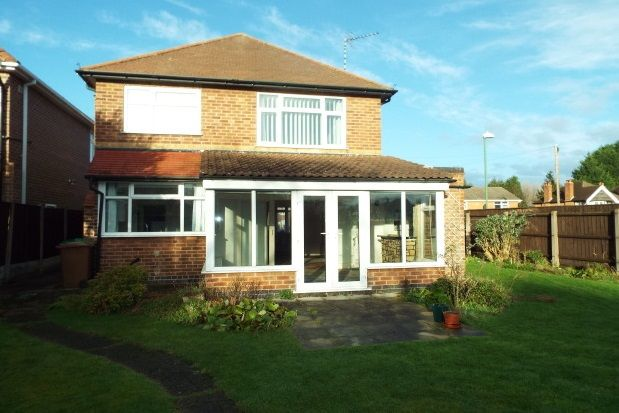 Thumbnail Detached house to rent in Ranelagh Grove, Wollaton, Nottingham