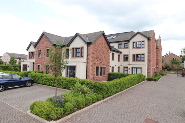 Thumbnail Flat for sale in Skelton Court, Wetheral, Carlisle