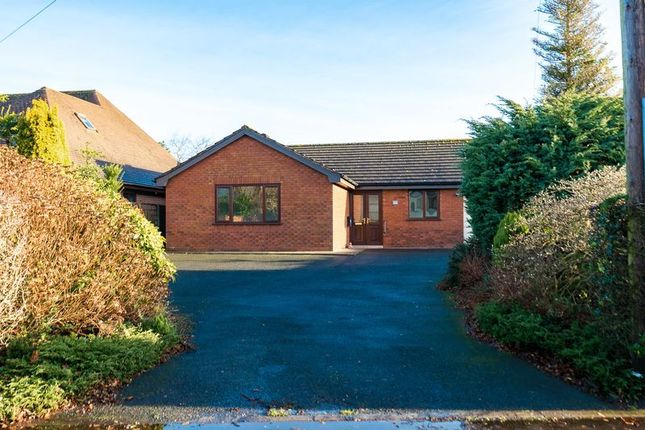 Thumbnail Detached bungalow for sale in Moss Nook, Burscough, Ormskirk
