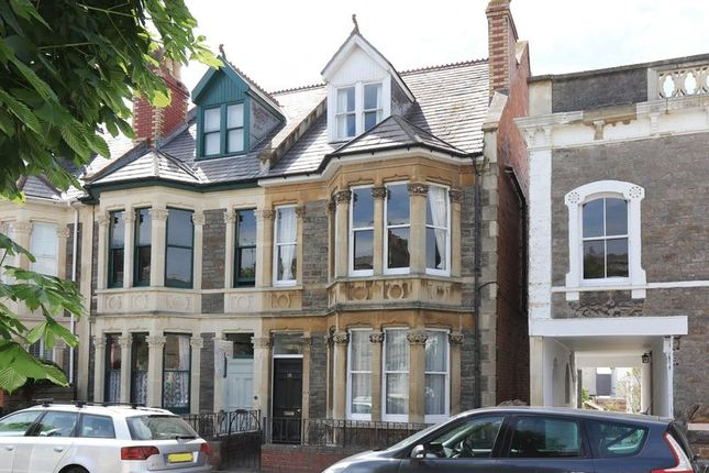 Thumbnail Terraced house for sale in Copse Road, Clevedon