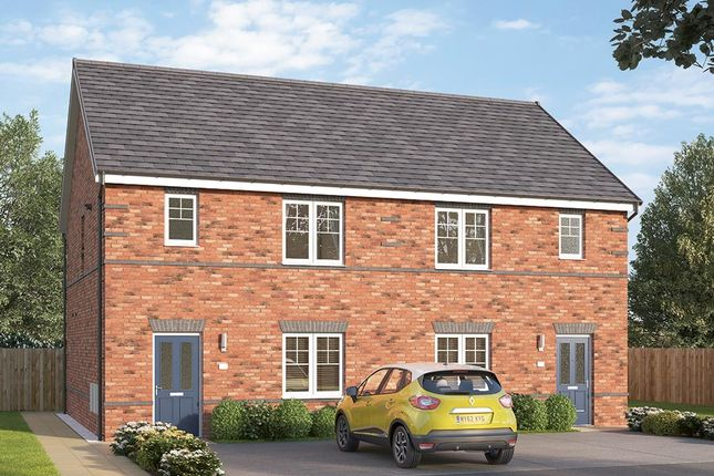 "3 bed semi-detached house for sale in ""The Northbridge Semi "" at Etwall Road, Mickleover, Derby DE3"