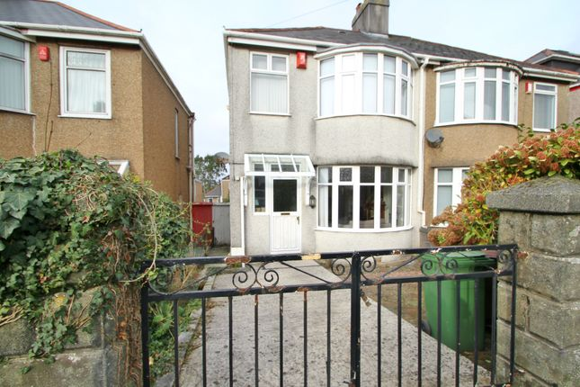 3 bed semi-detached house for sale in Merrivale Road, Beacon Park, Plymouth