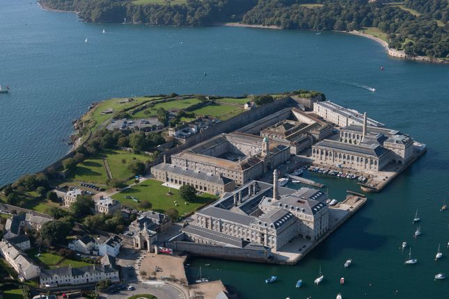 Thumbnail Flat to rent in Royal William Yard, Stonehouse, Plymouth