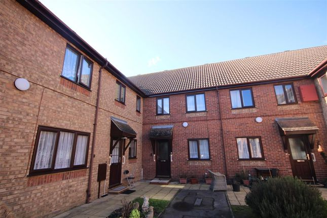Thumbnail Terraced house for sale in East Haven, Old Road, Clacton-On-Sea