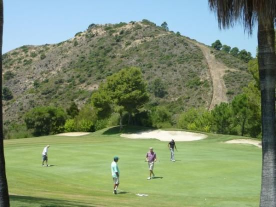 Golf All Year of Sucina, Sucina, Murcia, Spain
