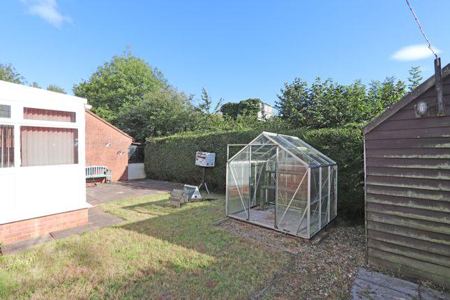 Garden of Culm Lea, Cullompton EX15