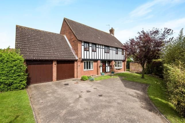 Thumbnail Detached house for sale in Blofield, Norwich, Norfolk