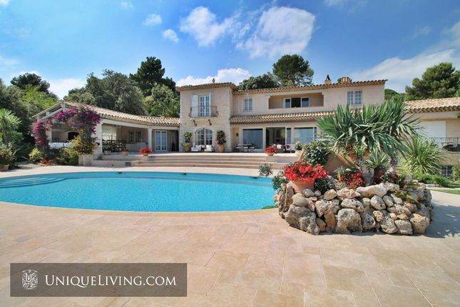 Thumbnail Villa for sale in La Colle Sur Loup, Vence, French Riviera