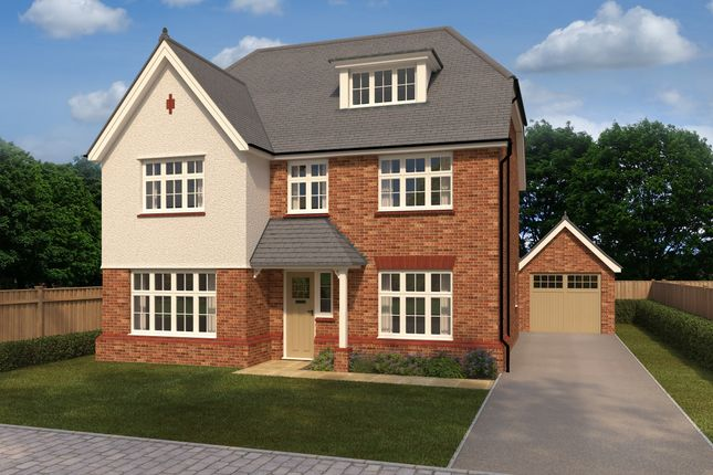Thumbnail Detached house for sale in Haslingfield Road, Barrington, Cambridgeshire
