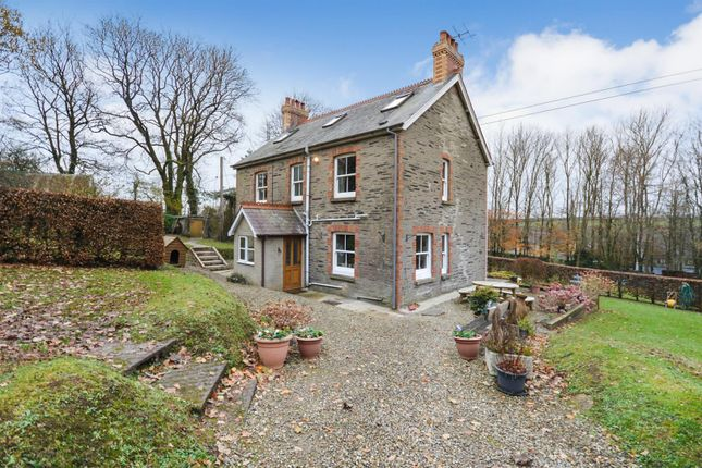 Thumbnail Detached house for sale in Cwmfelin Mynach, Whitland