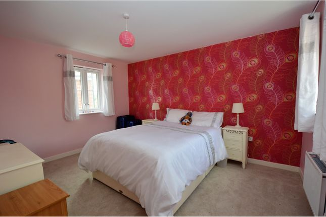 Bedroom Two of Burgattes Road, Dunmow CM6