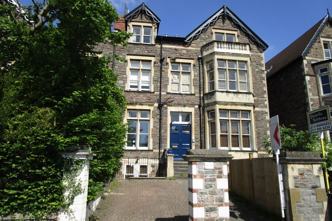 Thumbnail Flat for sale in Belgrave Road, Bristol
