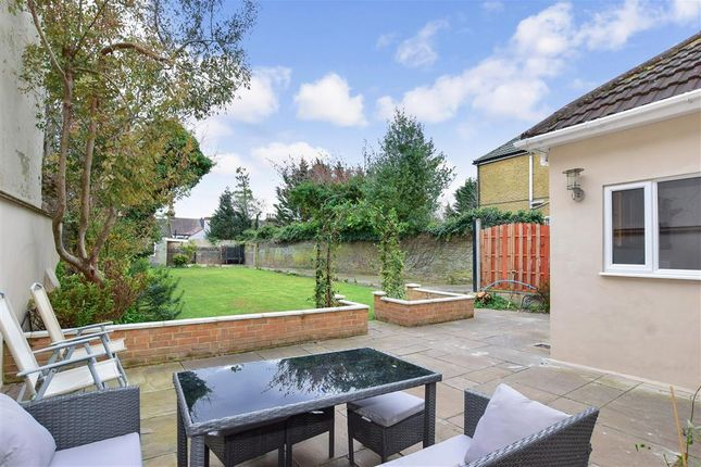 Patio / Decking of Maidstone Road, Chatham, Kent ME4