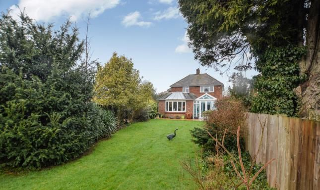 Thumbnail Detached house for sale in Magazine Road, Ashford, Kent, .